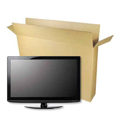 "70-75"" - 70x8x42 - Extra Large Flat Panel TV Box Long Island - Plasma TV  Boxes Long Island - 631-524-5444"